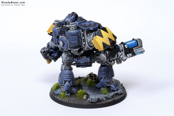 Tooth and Claw Space Wolves Primaris Redemptor Dreadnought 7