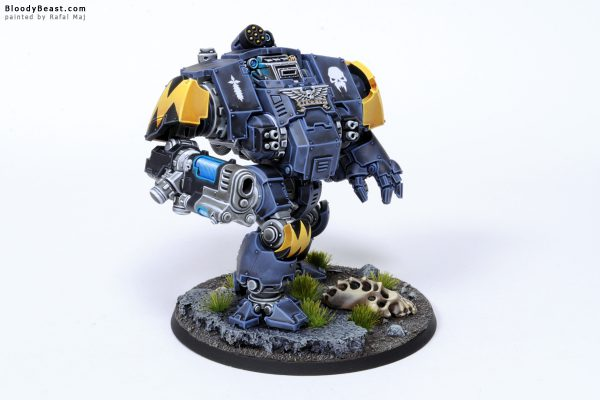 Tooth and Claw Space Wolves Primaris Redemptor Dreadnought 8