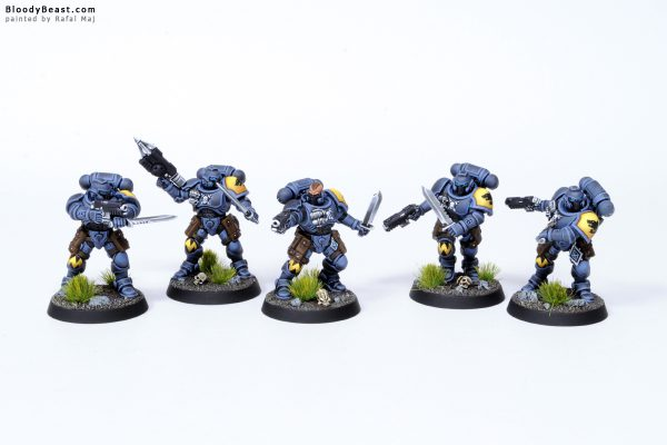 Tooth and Claw Space Wolves Primaris Reivers 1