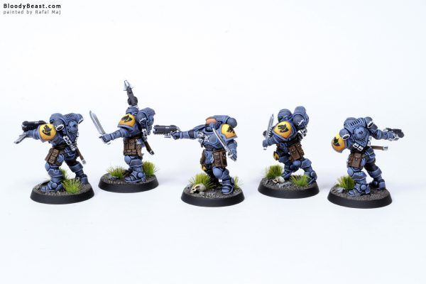 Tooth and Claw Space Wolves Primaris Reivers 2