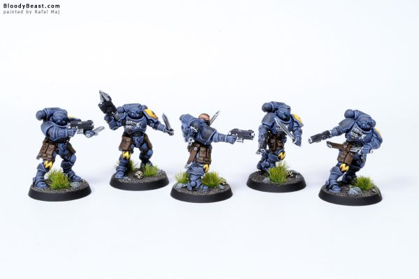 Tooth and Claw Space Wolves Primaris Reivers 3