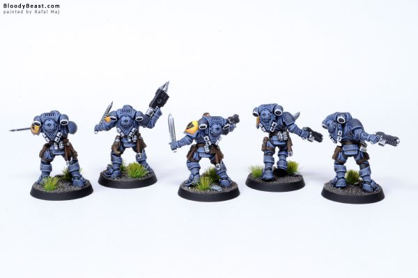 Tooth and Claw Space Wolves Primaris Reivers 4