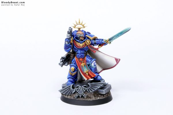 Ultramarines Primaris Captain 1