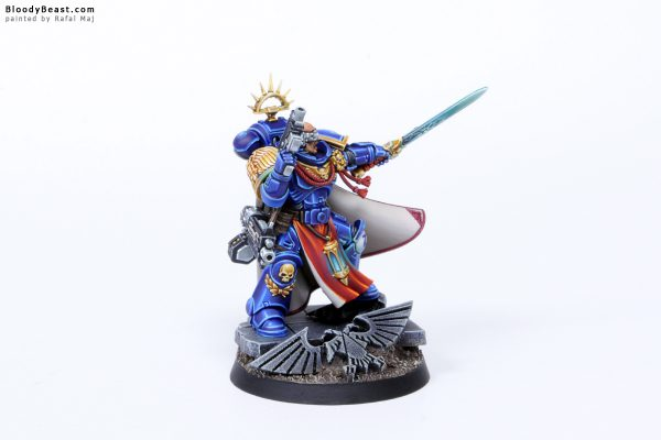 Ultramarines Primaris Captain 11