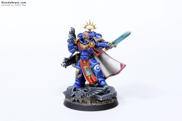 Ultramarines Primaris Captain 2