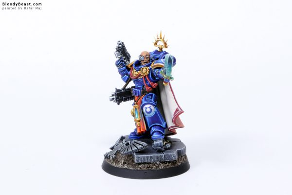 Ultramarines Primaris Captain 4