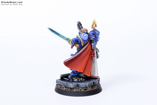 Ultramarines Primaris Captain 5