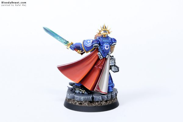 Ultramarines Primaris Captain 6