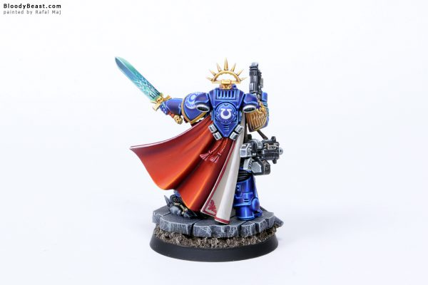 Ultramarines Primaris Captain 7