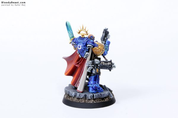 Ultramarines Primaris Captain 8