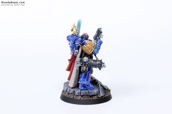 Ultramarines Primaris Captain 9