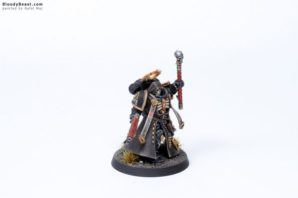 Ultramarines Primaris Chaplain 1