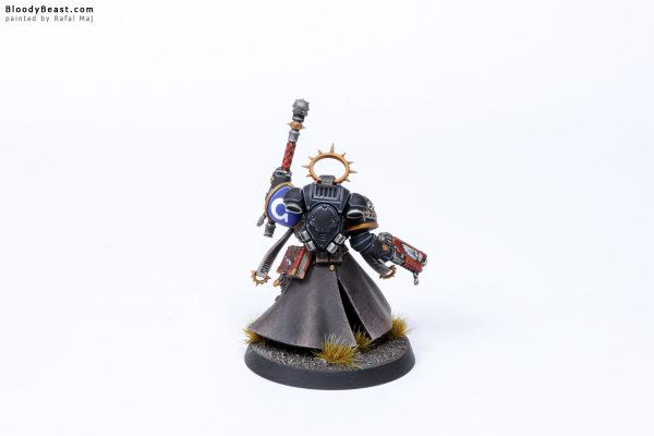 Ultramarines Primaris Chaplain 5