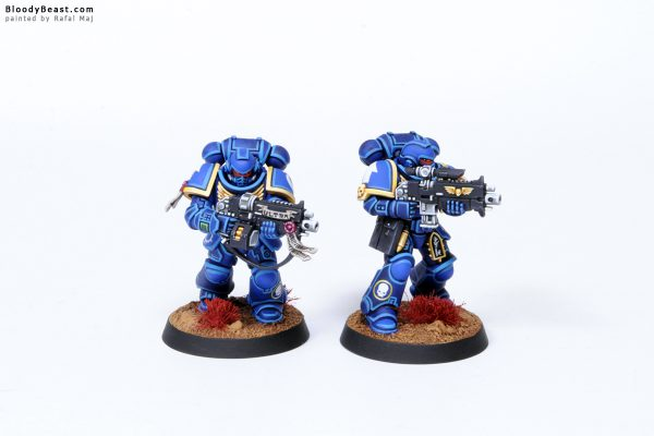 Kill Team Ultramarines Primaris Marines Specialists 1