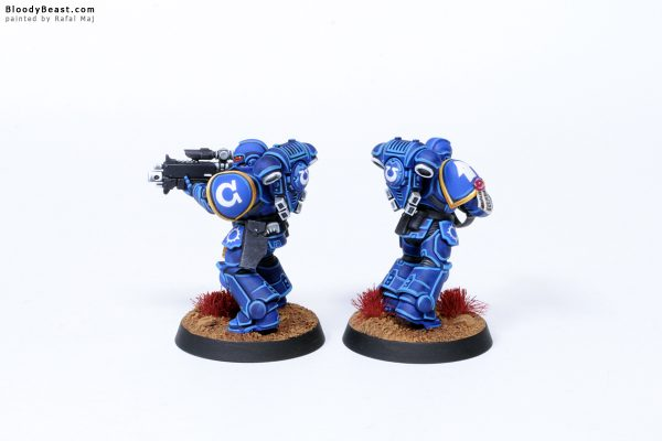 Kill Team Ultramarines Primaris Marines Specialists 2