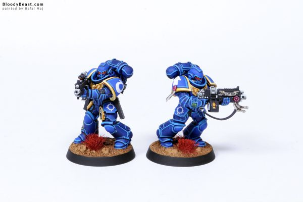 Kill Team Ultramarines Primaris Marines Specialists3