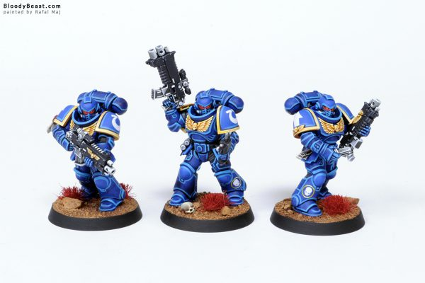 Kill Team Ultramarines Primaris Marines Specialists 4