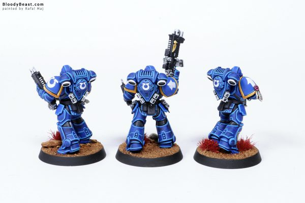 Kill Team Ultramarines Primaris Marines Specialists 5