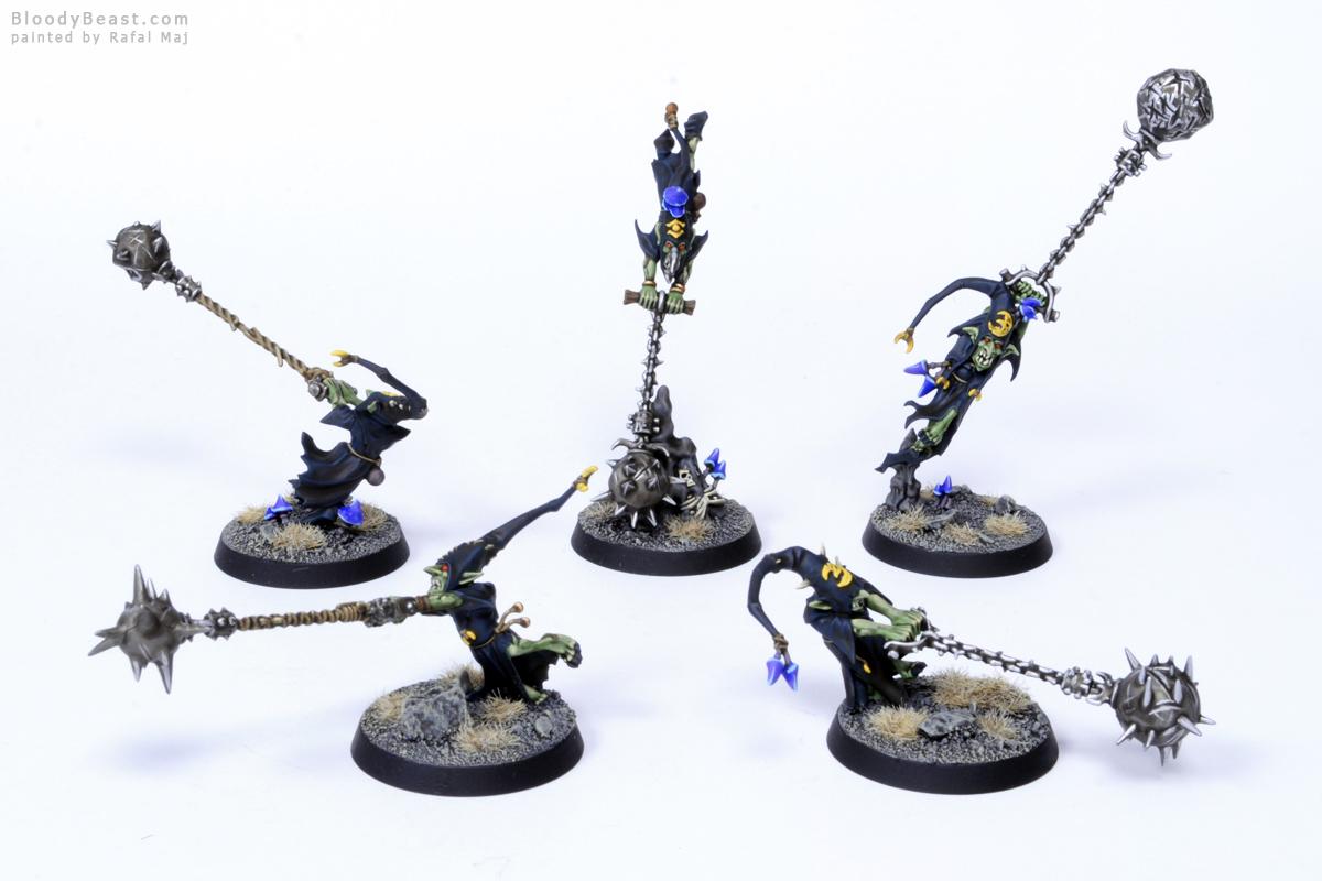 Fanatics Gloomspite Gitz Warhammer Sigmar Age of Destruction
