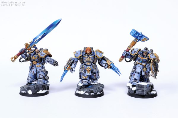 Space Wolves Wolf Lords